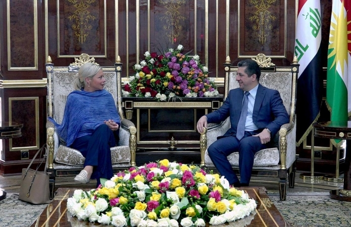 Kurdistan Seeks Solution with Baghdad to Secure Constitutional Rights: PM Barzani
