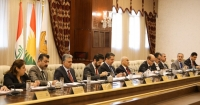 KRG's Council of Ministers Discuss Reform Plan at Peshmerga Ministry