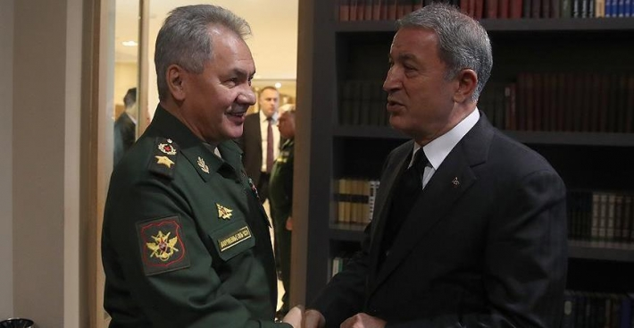Russian, Turkish Defense Ministers to Discuss Syria