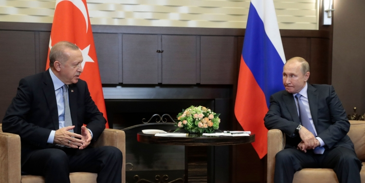 Russia, Turkey Agree on Syria Safe Zone: Joint Patrols after Ceasefire Extension