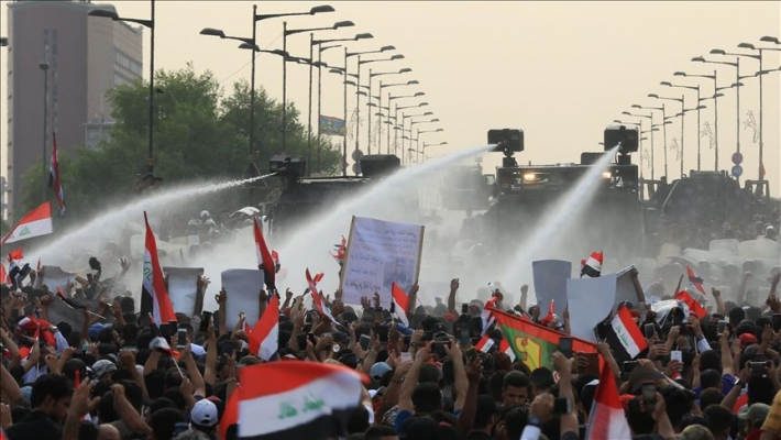 Three More Iraqi Protesters Killed in Baghdad